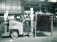 100 Years of CLARK Forklifts