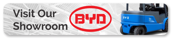 Visit Tri-Lift NC, Inc BYD Forklift Showroom