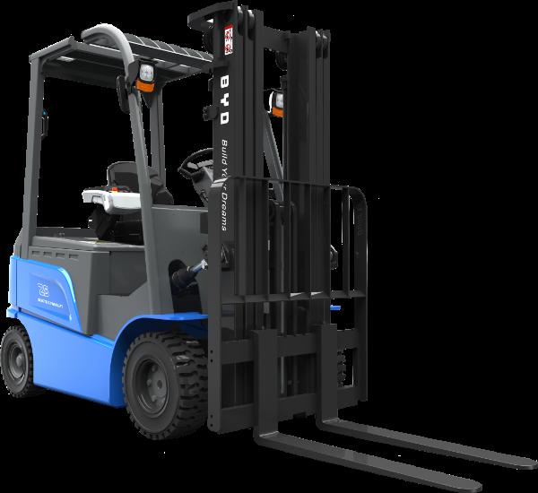 BYD ECB25-27 Electric Forklift