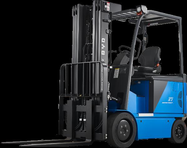 BYD ECC27 Cushion Tire Electric Forklift